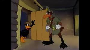Daffy Duck and WWII