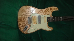 Strat front
