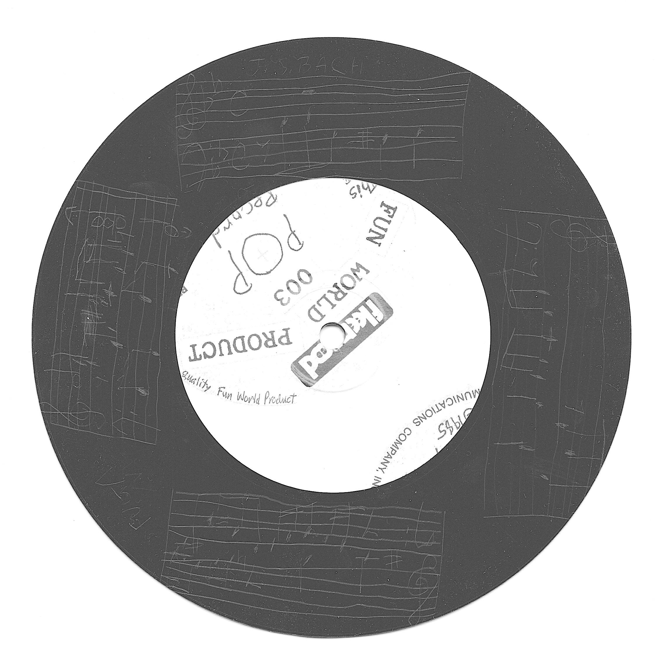 POP Record Bach