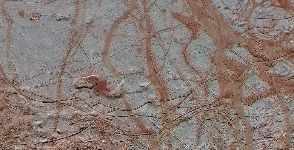 Ice Oceans of Europa